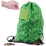 Pixie Crew Back Bag Minecraft Green-brown - Hammock