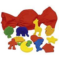 Goki poznej hmatem tvar - Didaktická hračka
