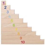 Goki učíme se počítat – destičky, 36 dílů - Didaktická hračka