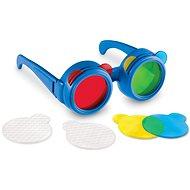 Didaktická hračka Brýle na míchání barev