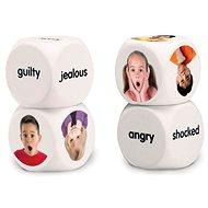 Emoce - kostky - Didaktická hračka