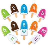 Počítání - zmrzliny - Didaktická hračka