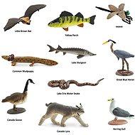 Safari Ltd. Tuba - Velká jezera - Figurky
