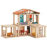PlanToys kreativní domek pro panenky - Domeček pro panenky