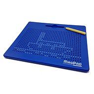 Magnetická tabulka Magpad - Modrá - BIG 714 kuliček - Tabule