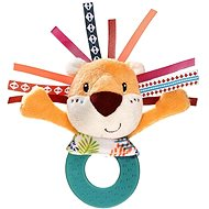 Lilliputiens - Lion Jack - Teether - Baby Rattle & Teether