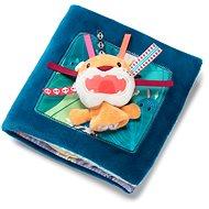 Lilliputiens - Textilní knížka - lev Jack - Kniha pro děti