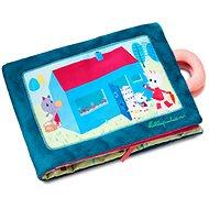 Lilliputiens - textilní knížka - Neposlušná kůzlátka - Kniha pro děti