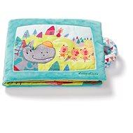Lilliputiens - textilní knížka - tři malá prasátka - Kniha pro děti