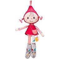 Lilliputiens - Little Red Riding Hood Mini Doll - Doll