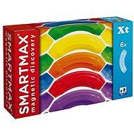 Stavebnice SmartMax - zatáčky - 6 ks