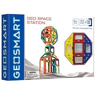 GeoSmart - GeoSpace Station - 70 ks - Stavebnice