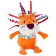 Lilliputiens - lev Jack - hračka na mazlení - Textilní hračka