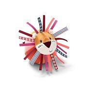 Lilliputiens - Lev Jack - míček - Textilní hračka