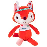 Lilliputiens - Alice the Fox - A petting toy - Fabric Toy