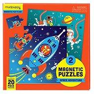 Magnetické puzzle - Vesmír  - Puzzle