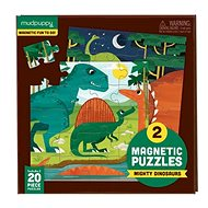 Magnetické puzzle - Dinosauři - Puzzle