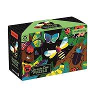 Svíticí puzzle - Úžasný hmyz (100 ks) - Puzzle