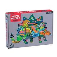 Tvarované puzzle - Dinosauři (300 ks) - Puzzle