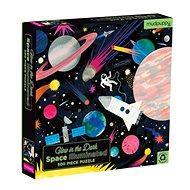 Svíticí puzzle - Vesmír (500 ks) - Puzzle