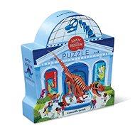 Puzzle den v muzeu -Dinosauři (48 ks) - Puzzle