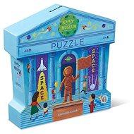 Puzzle den v muzeu - Vesmír (48 ks) - Puzzle