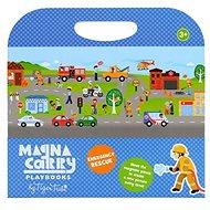 Magna Carry / Záchranná služba - Magnetická stavebnice