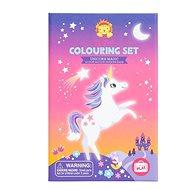 Omalovánky Colouring Sets / Kouzlo jednorožce