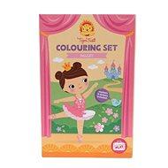 Omalovánky Colouring Sets / Baletky