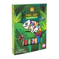 Foil Art / Rainforest - Vyrábění pro děti