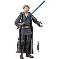 Star Wars sběratelská řada Vintage Luke Skywalker na Craitu - Figurka