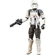 Star Wars sběratelská řada Vintage velitel imperiálního hovertanku - Figurka