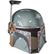 Star Wars sběratelská interaktivní helma Boba Fett  - Doplněk ke kostýmu