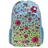 Busquets Dívčí školní batoh Country - Školní batoh