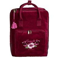 Busquets Dívčí školní batoh Coquette - Městský batoh