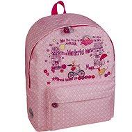 Busquets Dívčí školní batoh Magic - Městský batoh