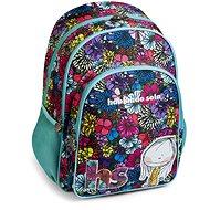Busquets Dívčí školní batoh Bouquet Hablando Sola - Školní batoh