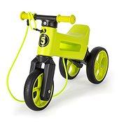 Odrážedlo FUNNY WHEELS Rider SuperSport zelené 2v1