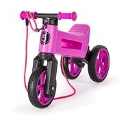Odrážedlo FUNNY WHEELS Rider SuperSport fialové 2v1 - Odrážedlo