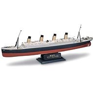 Plastic ModelKit Monogram loď 0445 -  RMS Titanic  - Model lodě