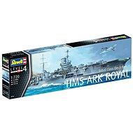 Plastic ModelKit loď 05149 - HMS Ark Royal & Tribal Class Destroyer