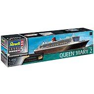 Plastic ModelKit loď Limited Edition 05199 - Queen Mary 2 (Platinum Edition) - Model lodě