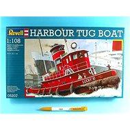 Plastic ModelKit loď 05207 - Harbour Tug Boat - Model lodě