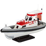 Plastic ModelKit loď 05228 - Rescue Boat DGzRS VERENA - Model lodě