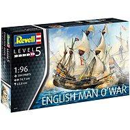 Plastic ModelKit loď 05429 - English Man O'War - Model lodě