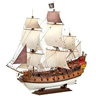 Plastic ModelKit loď 05605 - Pirate Ship - Model lodě