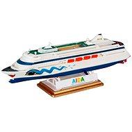 Plastic ModelKit loď 05805 - 'AIDA