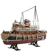 ModelSet boat 65207 - Harbor Tug Boat - Model Ship