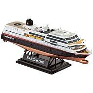 ModelSet loď 65817 - MS Midnatsol - Model lodě