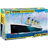 Model Kit loď 9059 - R.M.S. Titanic - Model lodě